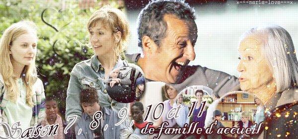 Famille d'accueil saison 5