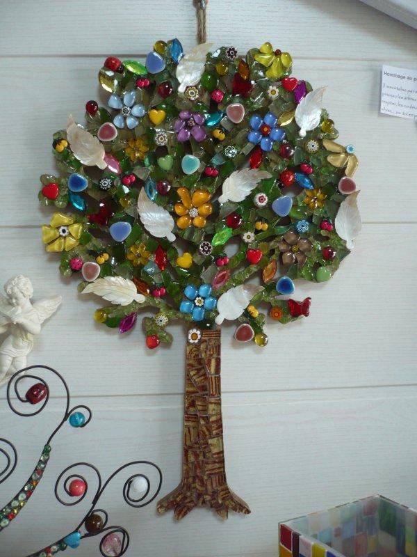 L 39 arbre voeux casa midyni - L arbre a souhait ...